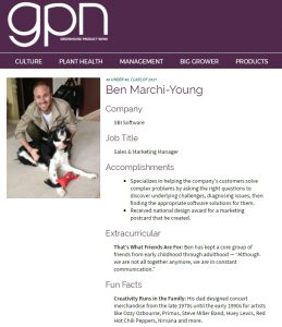Ben Marchi-Young