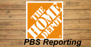 Home Depot PBS-Reporting