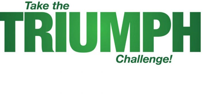 Take the TRIUMPH Challenge