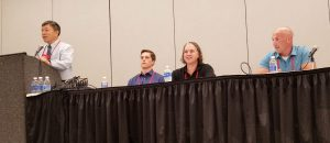 Software Experts on the Tech Panel titled Addressing Labor Shortage Challenges at Cultivate17